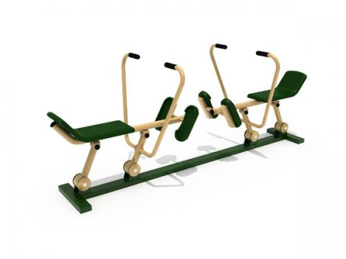 Double Rowing Machine 1