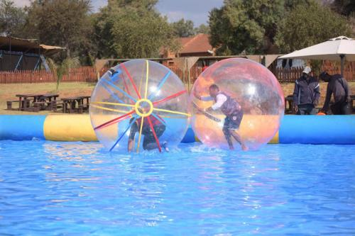 Inflatable Water Walker Balls