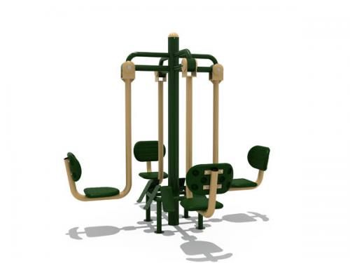 4 Seated Pedal Trainer 1