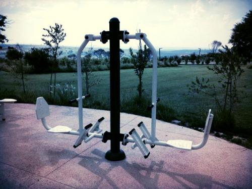 Double Seated Pedal Trainer