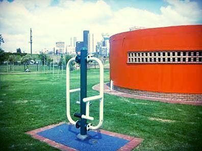Metro City Leg Press Trainer