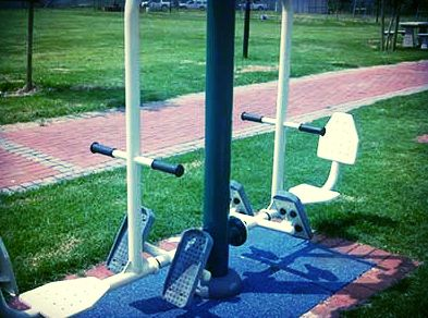 Metro City Seated Pedal Tra